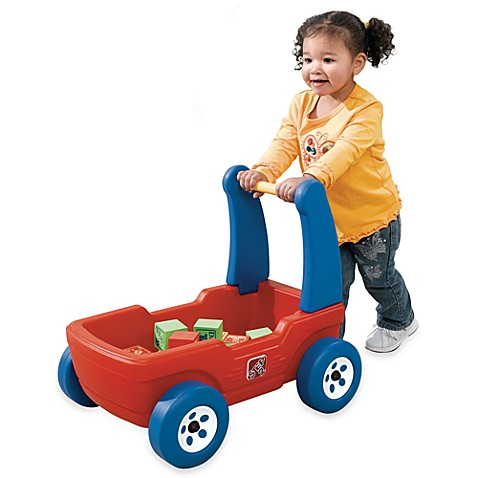 Step2® Walker Wagon With Blocks