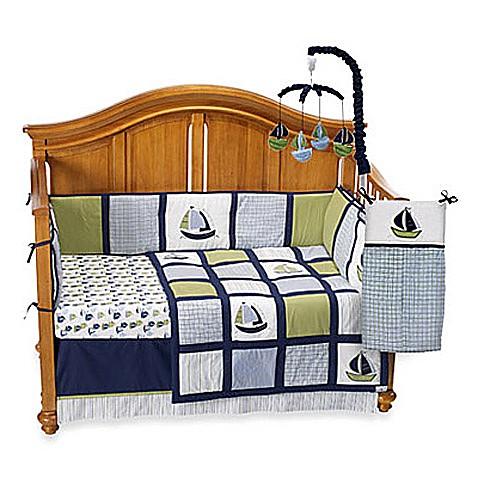 Nautica Kids Zachary  Piece Crib Bedding Set
