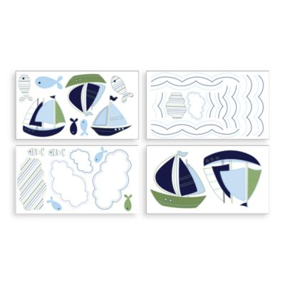 Nautica Kids® Zachary Wall Decals