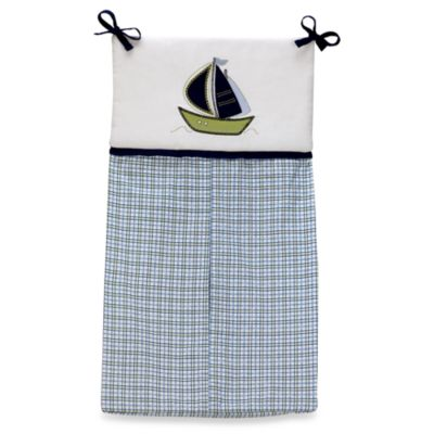 Nautica Kids® Zachary Diaper Stacker