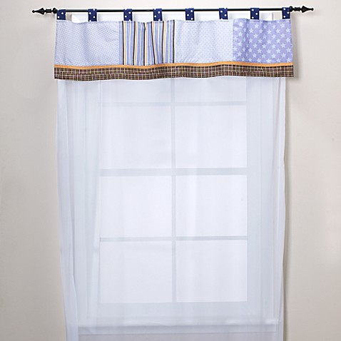 CoCaLo™ Monkey Mania Window Valance