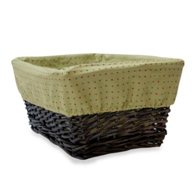 Lambs & Ivy® Baby Luv Basket with Liner