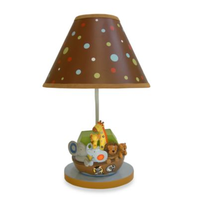 Lambs & Ivy® S.S. Noah Lamp Base and Shade