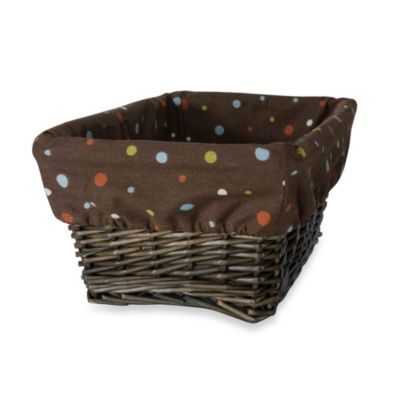 Lambs & Ivy® S.S. Noah Basket with Liner