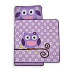 kidsline™ Nap Mat in Purple Owl
