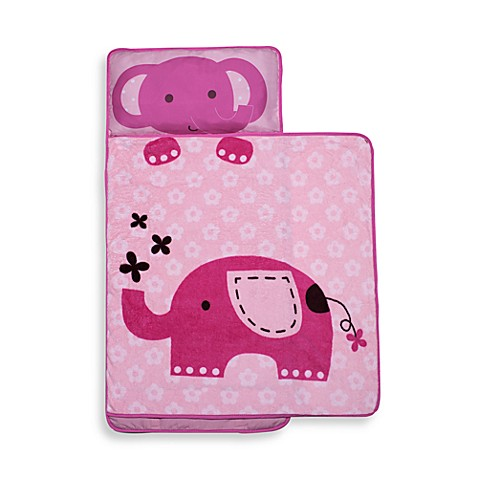 Kidsline Nap Mat In Pink Elephant Buybuy Baby