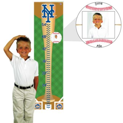 MLB Growth Chart in New York Mets