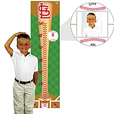 MLB St. Louis Cardinals Growth Chart