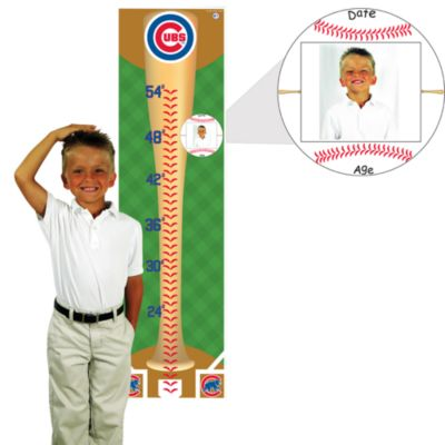 MLB Growth Chart in Chicago Cubs