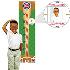 MLB Chicago Cubs Growth Chart