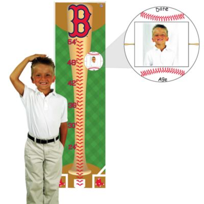 MLB Growth Chart in Boston Red Sox