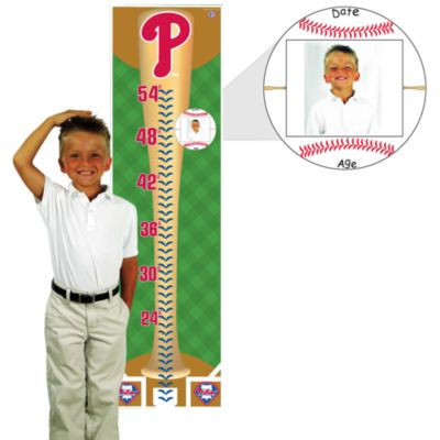 MLB Growth Chart in Philadelphia Phillies