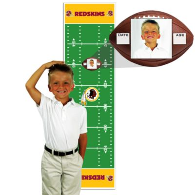 NFL Washington Redskins Green Growth Chart