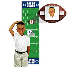 NFL Indianapolis Colts Green Growth Chart