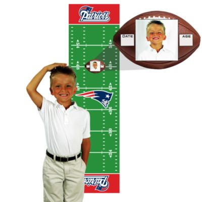 NFL New England Patriots Green Growth Chart