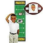 NFL Greenbay Packers Green Growth Chart