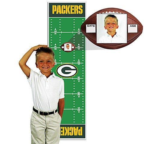 NFL Green Bay Packers Green Growth Chart