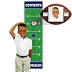 NFL Dallas Cowboys Green Growth Chart