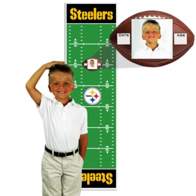 NFL Green Growth Chart in Pittsburgh Steelers