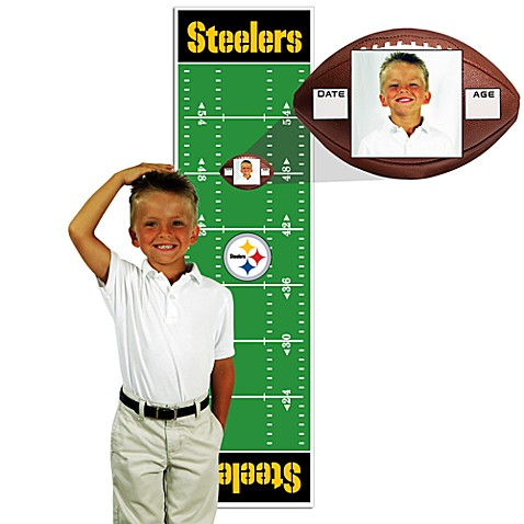 NFL Pittsburgh Steelers Green Growth Chart