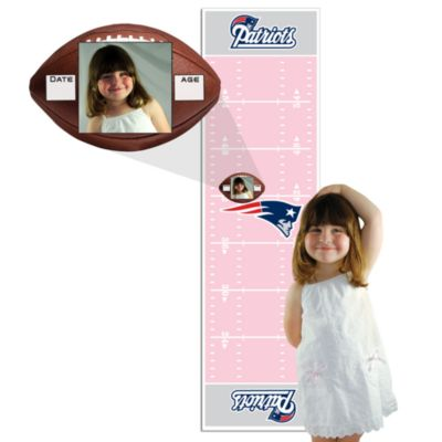 NFL Pink Growth Chart in New England Patriots