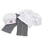 Baby Aspen 3-Piece Chef Layette Set
