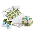 Baby Aspen 3-Piece Golf Layette Set