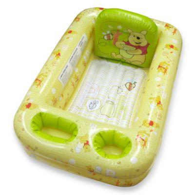 Ginsey Disney® Winnie the Pooh Inflatable Bath Tub