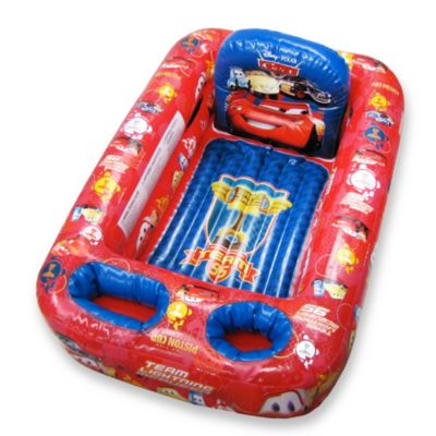 Ginsey Disney® Pixar CARS Inflatable Bathtub