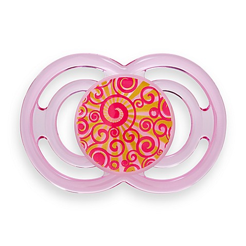 MAM Perfect Pacifier in Pink