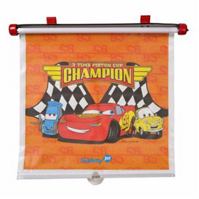 Safety 1st® Disney/Pixar Cars SunSafe Roller Shade (2-Pack)