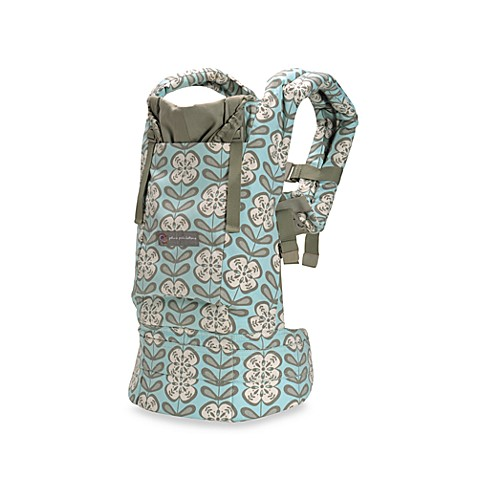 The ERGObaby® Petunia Pickle Bottom Baby Carrier - Peaceful Portofino