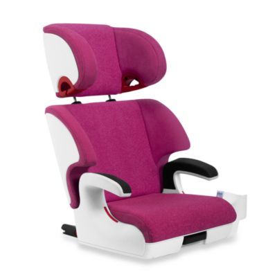 Clek™ Oobr™ Booster Car Seat in Snowberry