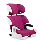 Clek Oobr™ Booster Car Seat in Snowberry