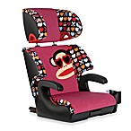 Clek Oobr™ Full Back Booster Car Seat in Paul Frank Julius Heart Shades