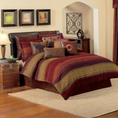 Croscill® Plateau California King Bed Set