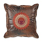 Croscill® Plateau 18-Inch Square Sundial Toss Pillow