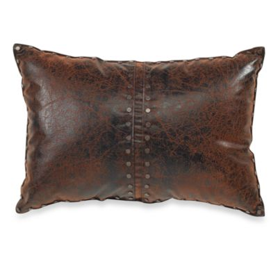Croscill® Plateau Boudoir Pillow