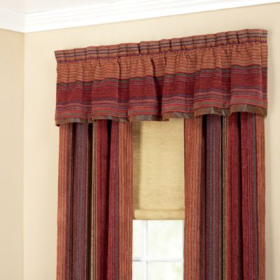 Croscill® Plateau Window Valance