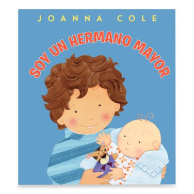 Soy un Hermano Mayor in Spanish Translation of I'm a Big Brother Book