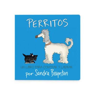 Perritos Libro in Spanish Translation of Doggies Book