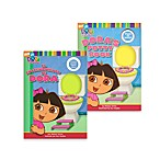 Dora's Potty Book (English and Spanish Versions)