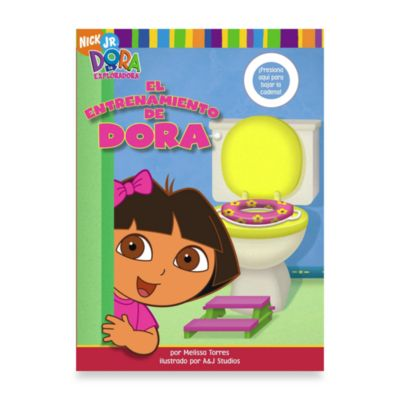 el Entrenamiento de Dora (Spanish Translation of Dora's Potty Book)