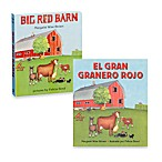 Big Red Barn Board Book (English and Spanish Versions)