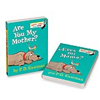Dr. Seuss' Are You My Mother? Board Book (English and Spanish Translation)