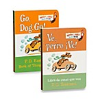Go, Dog, Go! Board Book (English and Spanish Versions)