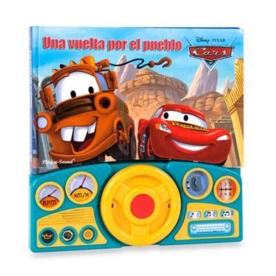 """""""Una vuelta por el pueblo""""; Play-a-Sound®: Disney Pixar CarsTour the Town Book, Spanish Version"""