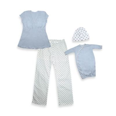 i play.® Mommy & Me Pajamas Blue
