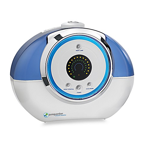 pureguardian® 55-Hour Ultrasonic Digital Humidifier
