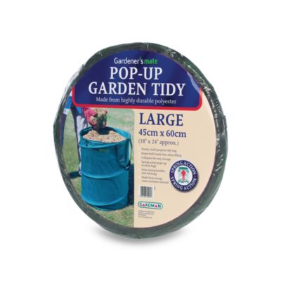Pop-Up 25-Gallon Garden Tidy Bag